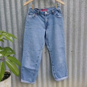 Vintage Levi's 550 Relaxed Fit Mom Jeans